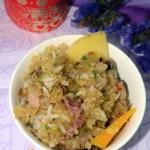 蒸葛粑(土家族风味主食)
