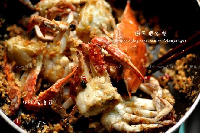 经典避风塘炒蟹做法