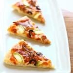 金枪鱼红酱披萨(基础软披萨面团做法)