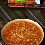 罗汉果糙米粥(润肺止咳、排毒瘦身)