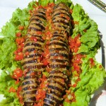 肉酱茄龙(高考菜谱-为考生加油助阵的营养餐)