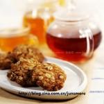 燕麦饼干(超酥脆可口的营养饼干)