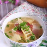 春笋火腿浓汤