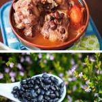 黑豆牛尾汤(高考菜谱-滋补强身,增强记忆力)