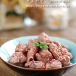 莓酱排骨(高考菜谱)