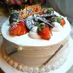 奥利奥草莓蛋糕