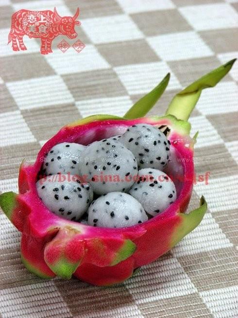 果盘 火龙果的4种切法的家常做法 果盘 火龙果的4种切法怎么做 水果