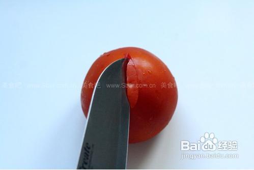 西红柿盘边装饰切法(水果拼盘-盘饰围边)的做法步骤