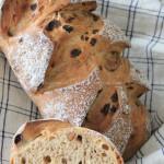 水果天然酵母面包