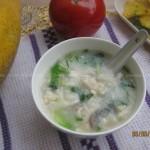 生滚鱼片粥(广式养生早餐)