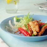 黑椒时蔬蜜肉串儿(家庭聚会&派对的好选择)