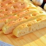 蒜香迷迭香咸面包