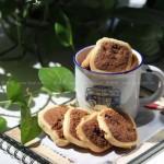 朗姆葡萄椰蓉饼干