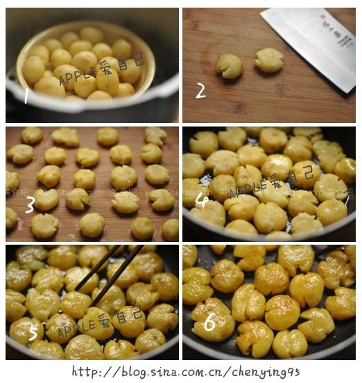 经典椒盐小土豆