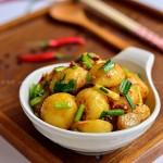 红烧小土豆(零厨艺也能搞定的懒人版菜谱)
