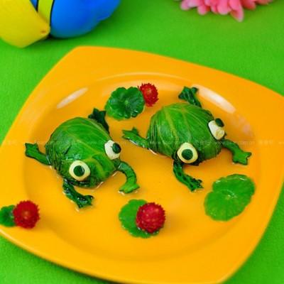 青蛙水煮蛋