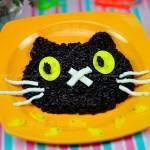 黑米猫咪饭(乌发健脾)