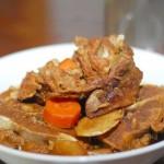 鲁菜酱猪骨