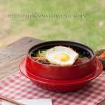 铁锅拌饭(自制拌饭酱)