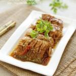 红烧带鱼(母亲节菜谱)