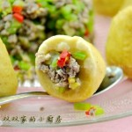 虾酱窝头(已有三百年历史的贫民饭)