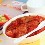 农家番茄炖牛肉