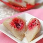 火龙果粽子(粽子的包法)