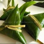 蜜枣粽子(包粽子的方法)