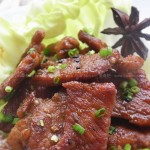 自制味醇香浓干酱肉(东北特色小吃)