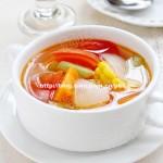蔬菜瘦身汤(清新爽口的夏季瘦身汤)