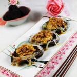 蒜茸粉丝蒸鲍鱼(五星级酒店的海鲜大餐)