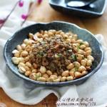 肉酱花生米(下酒菜)