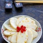 果香蜜醋山药(祛湿菜)