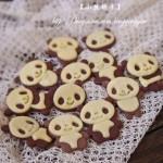 小熊卡通饼干(六一儿童节)