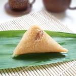 鲜肉粽(如何包粽子)