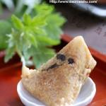 台湾肉粽(包粽子的方法)