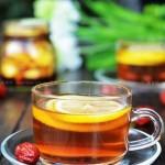 柠檬姜茶(清爽酸甜的夏日饮品)