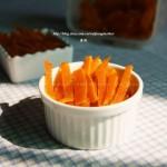 糖渍橙皮(六一节,给孩子不含添加剂的零食)