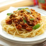 意大利肉醬面