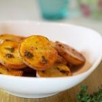 蒜香脆皮小土豆