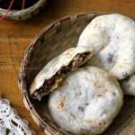 梅干菜烤饼