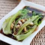 蚝油生菜(零厨艺也能做出简易粤菜)