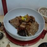 烧肉干贝粽子(如何包闽南粽子)