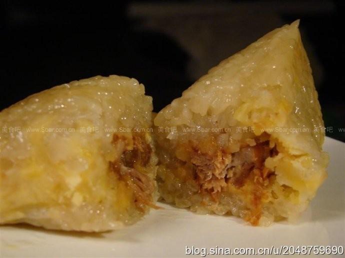 广东碱水肉粽