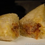 广东碱水肉粽(如何包粽子)