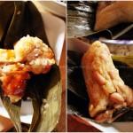 豆仁排骨香菇肉粽和豆沙粽子(粽子的做法)
