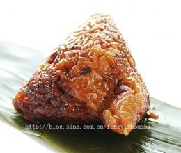 亚麻籽蜜粽