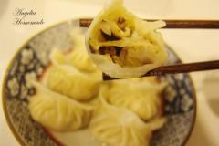 酸菜香菇水饺