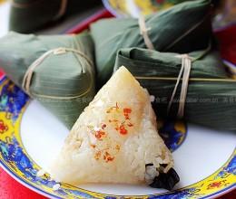 枣粽、豆沙粽、辣粽、黄米粽、蛋黄粽