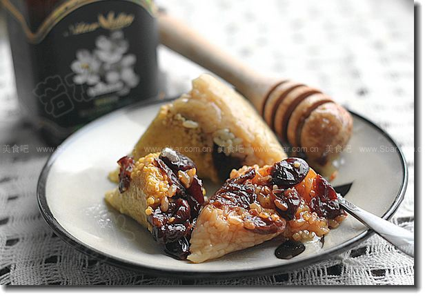 蔓越莓粽子